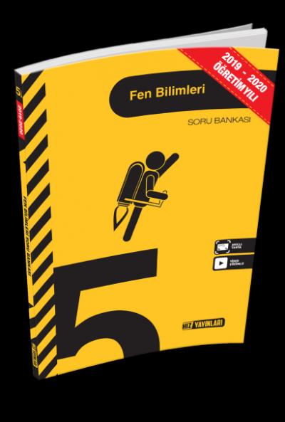 HIZ 5. SINIF FEN BİLİMLERİ SORU BANKASI