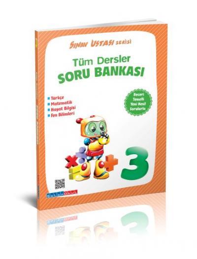 Salanokul 3. Sınıf Tüm Dersler Soru Bankası