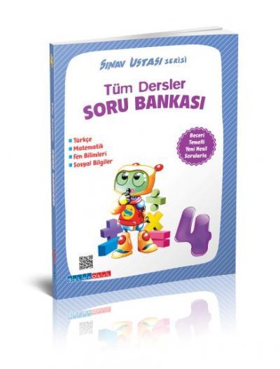 Salanokul 4. Sınıf Tüm Dersler Soru Bankası