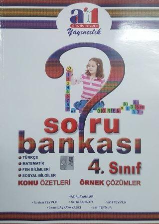 A1 Yayıncılık 4.Sınıf Soru Bankası