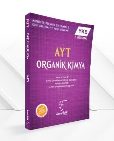 Karekök AYT Organik Kimya YKS 2.Oturum Yeni