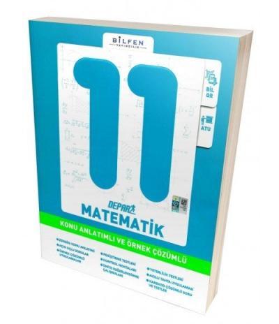 Bilfen 11. Sınıf Matematik Depar Konu Anlatımlı ve Örnek Çözümlü