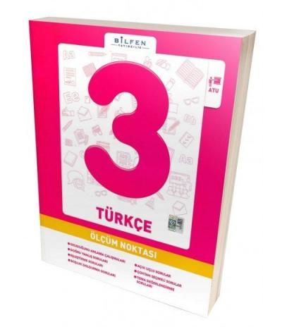 Bilfen 3. Sınıf Türkçe Konu Anlatımlı Fasikül Set