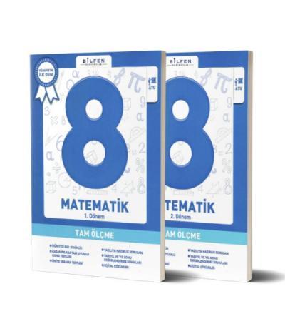 Bilfen 8. Sınıf Matematik Tam Ölçme