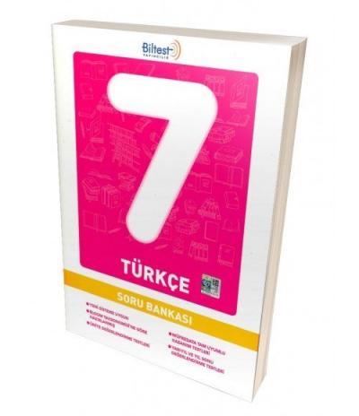 Biltest 7. Sınıf Türkçe Soru Bankası