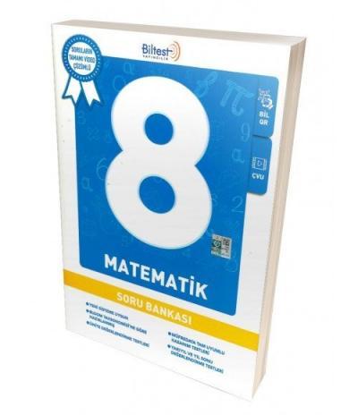 Biltest 8. Sınıf Matematik Soru Bankası