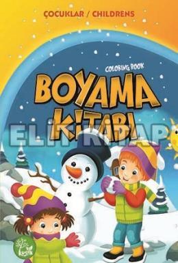 çocuklar Boyama Kitabı Ferhat çınar Kuşak Yayınları Eğitim ç
