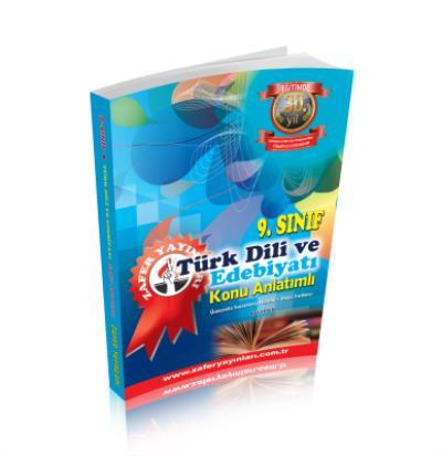 Zafer 9. Sınıf Türk Dili Ve Edebiyatı Konu Anlatımlı