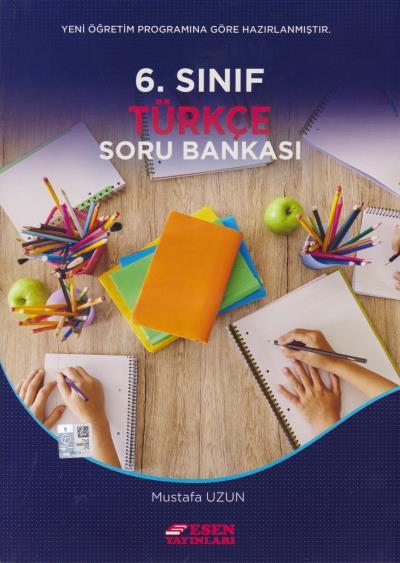 Esen 6. Sınıf Türkçe Soru Bankası