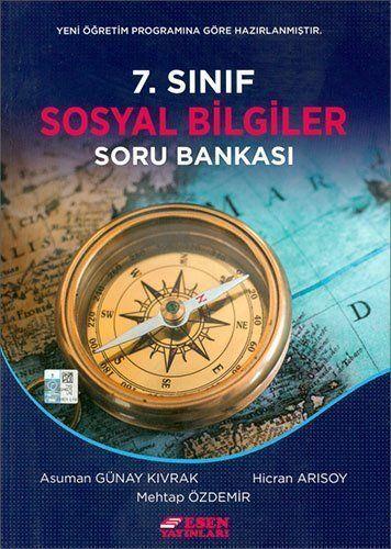 Esen 7. Sınıf Sosyal Bilgiler Soru Bankası