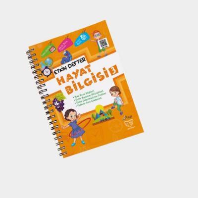 Gendaş Kaya Yayınları 3. Sınıf Hayat Bilgisi Etkin Defter