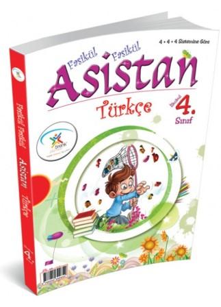Fasikül Fasikül Asistan Türkçe 4