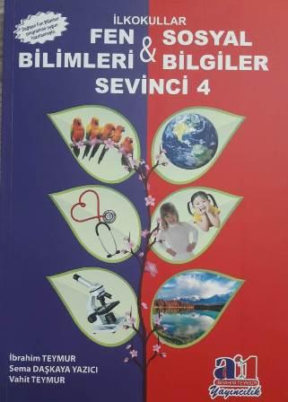 A1 Yayın 4. Sınıf Fen Bilimleri ve Sosyal Bilgiler Sevinci