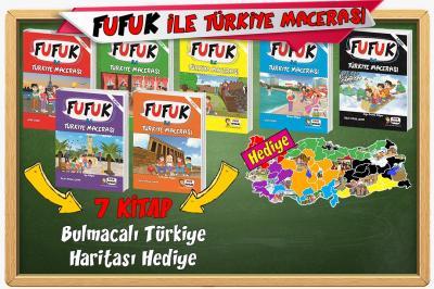 Fufuk ile Türkiye Macerası (1. ve 2.Sınıflar İçin)