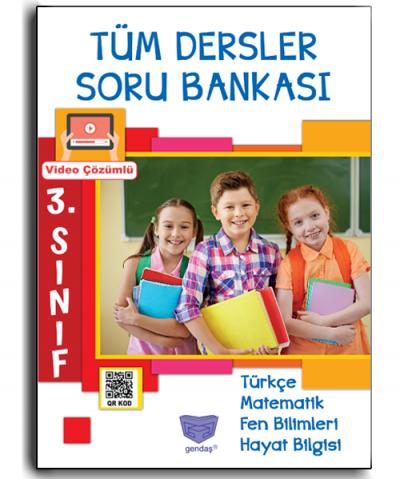 Gendaş 3.Sınıf Soru Bankası