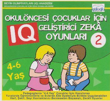 Güloğlu Okulöncesi Çocuklar İçin Geliştirici Zeka Oyunları 2 4-6 Yaş