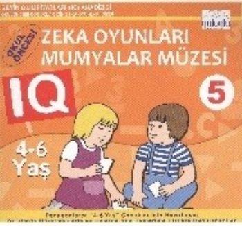 Güloğlu Okulöncesi Çocuklar İçin Geliştirici Zeka Oyunları 5 4-6 Yaş