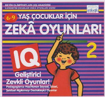 Güloğlu Zeka Oyunları 2 6-9 Yaş