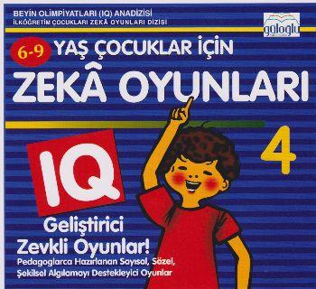 Güloğlu Zeka Oyunları 4 6-9 Yaş