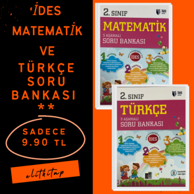 İDES 2. SINIF SORU BANKASI SETİ