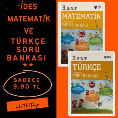 İDES 3. SINIF SORU BANKASI SETİ