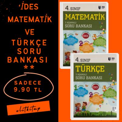 İDES 4. SINIF SORU BANKASI SETİ