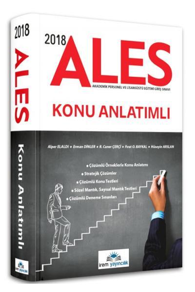 Irem ALES Konu Anlatımlı 2018