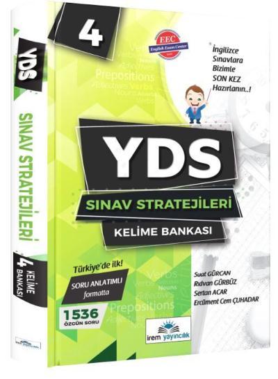İrem YKS Sınav Stratejileri Kelime Bankası