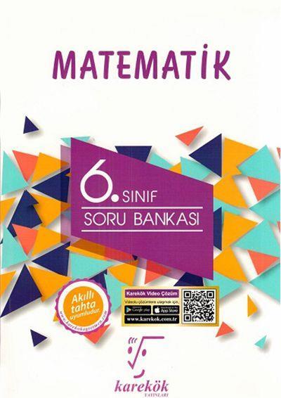 Karekök 6. Sınıf Matemetik Soru Bankası