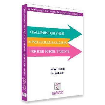 Karekök Challenging Questions in Precalculus Calculus for High School Students