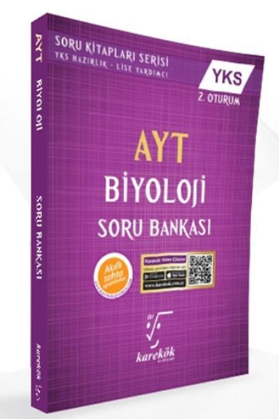 Karekök YKS AYT Biyoloji Soru Bankası 2. Oturum-YENİ