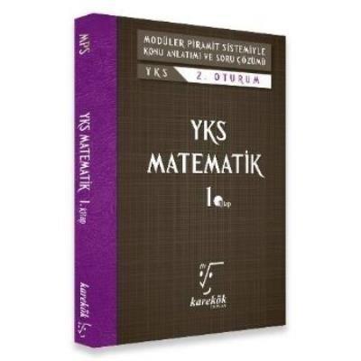 Karekök AYT Matematik 1. Kitap 2. Oturum