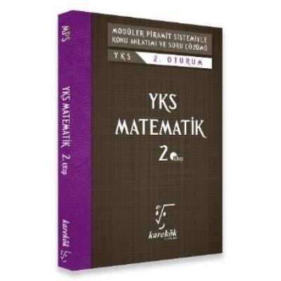 Karekök AYT Matematik 2. Kitap 2. Oturum