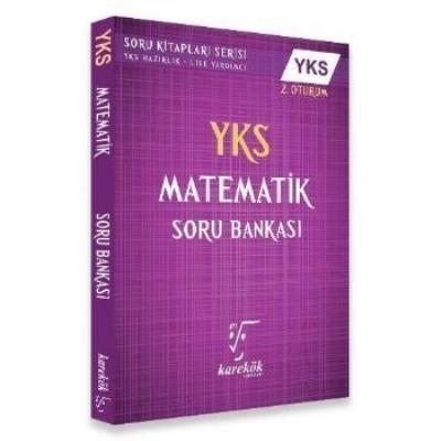 Karekök AYT Matematik Soru Bankası 2. Oturum