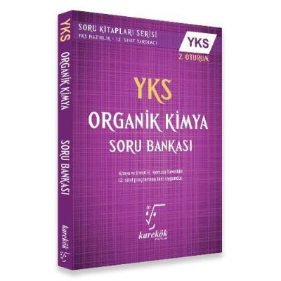 Karekök AYT Organik Kimya Soru Bankası 2. Oturum