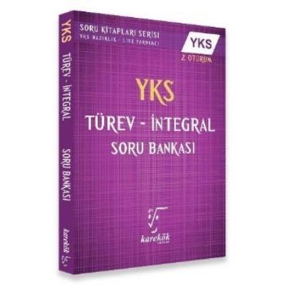 Karekök AYT Türev-Integral Soru Bankası 2. Oturum
