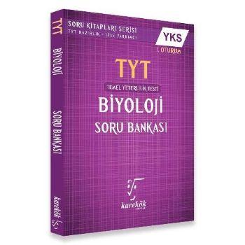 Karekök TYT Biyoloji Soru Bankası 1. Oturum
