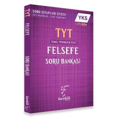 Karekök TYT Felsefe Soru Bankası 1. Oturum