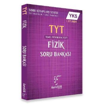 Karekök TYT Fizik Soru Bankası 1. Oturum