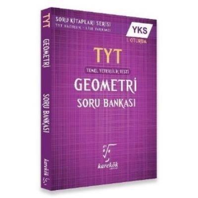 Karekök TYT Geometri Soru Bankası 1. Oturum %32 indirimli Karekök Yayı