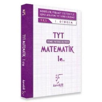 Karekök YKS TYT Matematik 1. Kitap 1. Oturum %36 indirimli Karekök Yay