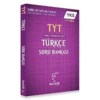 Karekök TYT Türkçe Soru Bankası 1. Oturum