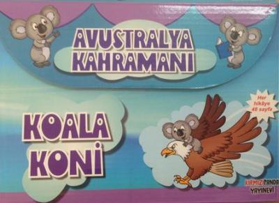 Kırmızı Panda Yayınları Avusrtalya Kahramanı Koala Köni