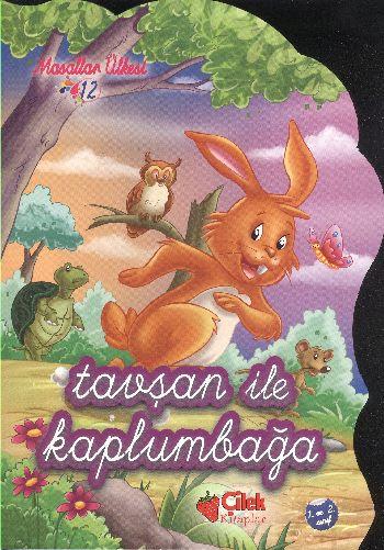 Masallar Ülkesi El Yazılı 12 Tavşan İle Kaplumbağa