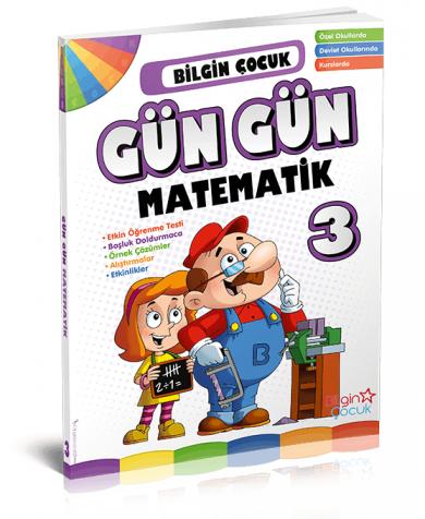 Gün Gün Matematik 3. Sınıf