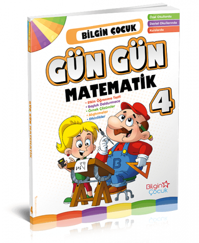 Gün Gün Matematik 4. Sınıf