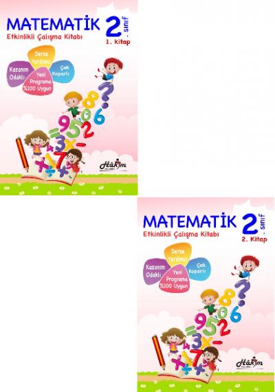 Hakim Etkinlikli Matematik Çalışma Kitabı 2.Sınıf