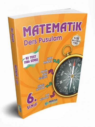Mercek Matematik Ders Pusulam Soru Bankası 6. Sınıf