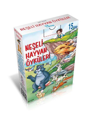 Neşeli Hayvan Öyküleri (15 Kitap)