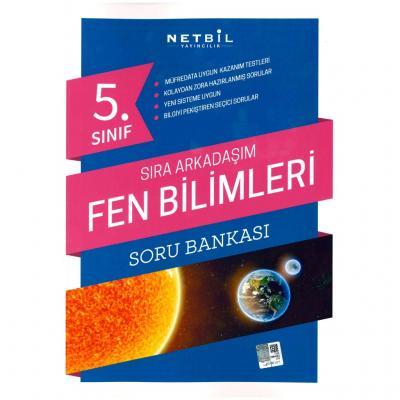 Netbil 5. Sınıf Sosyal Bilgiler Sıra Arkadaşım Soru Bankası